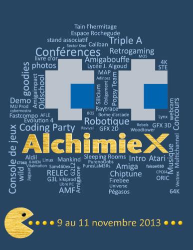 www.triplea.fr pour les détails de l'Alchimie X