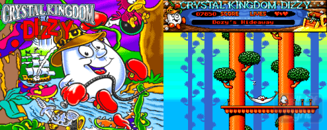 Crysal Kingdom Dizzy