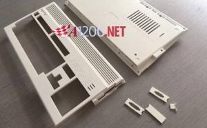 Prototype de nouvelles coques d'Amiga1200