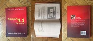 Livre AmigaOS 4.1 emulacja (polonais