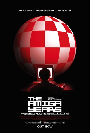 From Bedrooms to Billions : The Amiga Years !