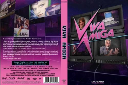 Jaquette Dvd Viva Amiga