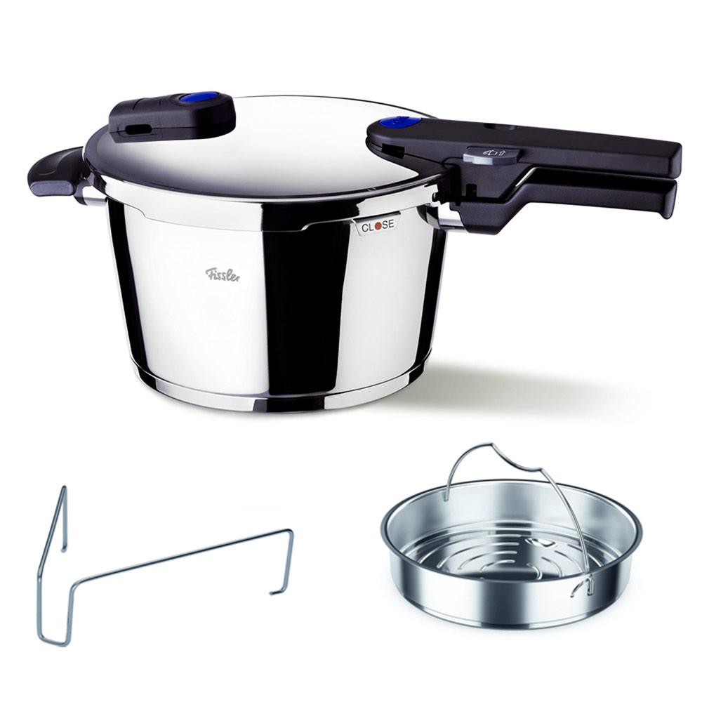 Fissler 4.8qt. Vitaquick Pressure Cooker