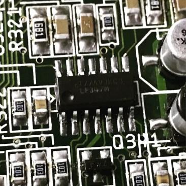 Commodore Amiga Recapping Service - Amiga Capacitor Replacement