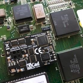 Amiga 600 A608 Mini 8Mb Fast Ram Card