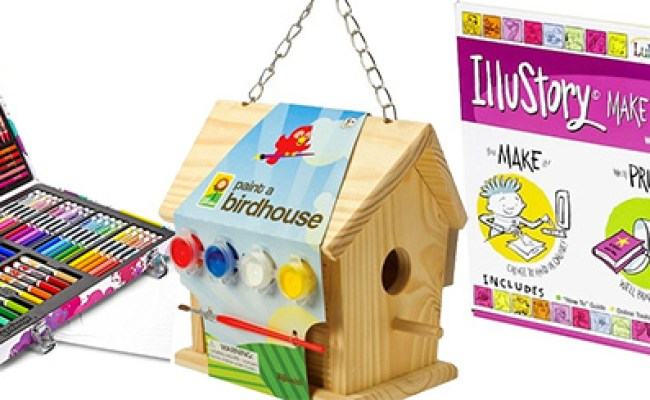 Growing Creativity Top 60 Arts And Crafts Toys For Mighty