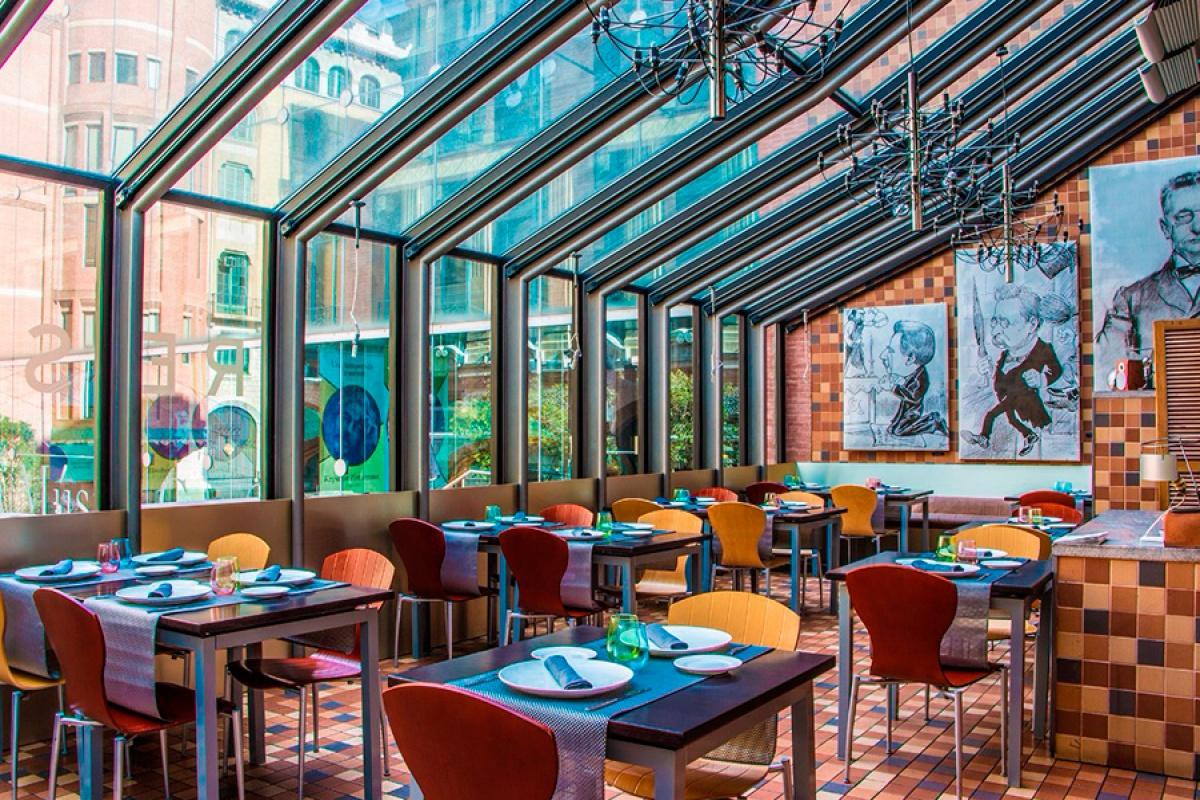 22 restaurantes muy curiosos en Barcelona 2019