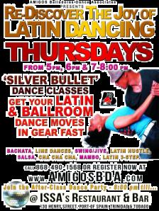 Amigos Bailadores Caribbean, Trinidad and Tobago Ballroom and Latin Dance Classes