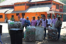 Manejo de residuos sólidos Costa Verde