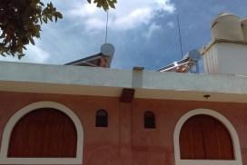 Calentadores solares en Ecotur Yahuiche