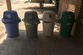 Manejo de residuos en Rancho Tangolunda