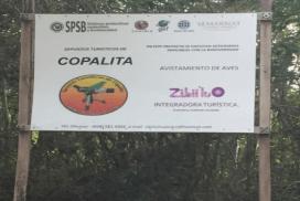 Servicios turísticos de Copalita