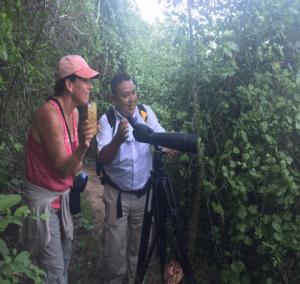 Educación ambiental en El Zanate