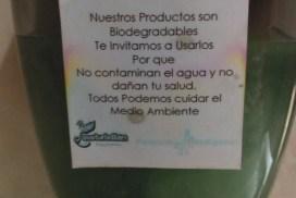 Jabón biodegradable en Ecoturixtlán