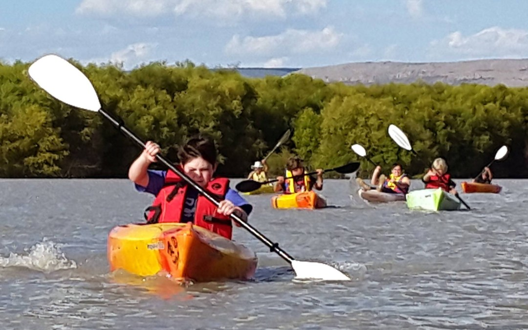 Youth Kayaking League – Spring Season!