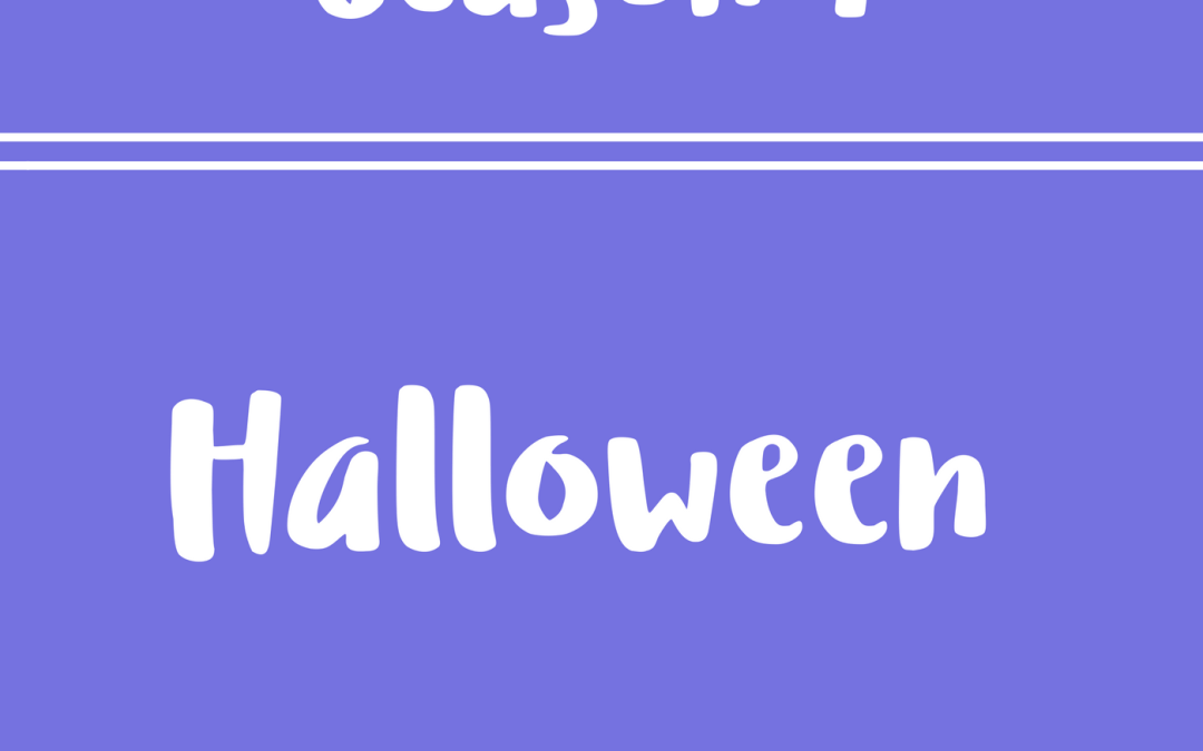 Diálogos en inglés 13 – Halloween