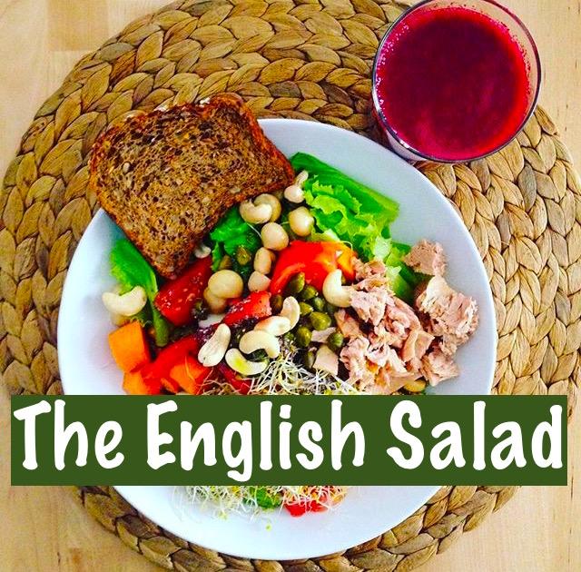 The English salad