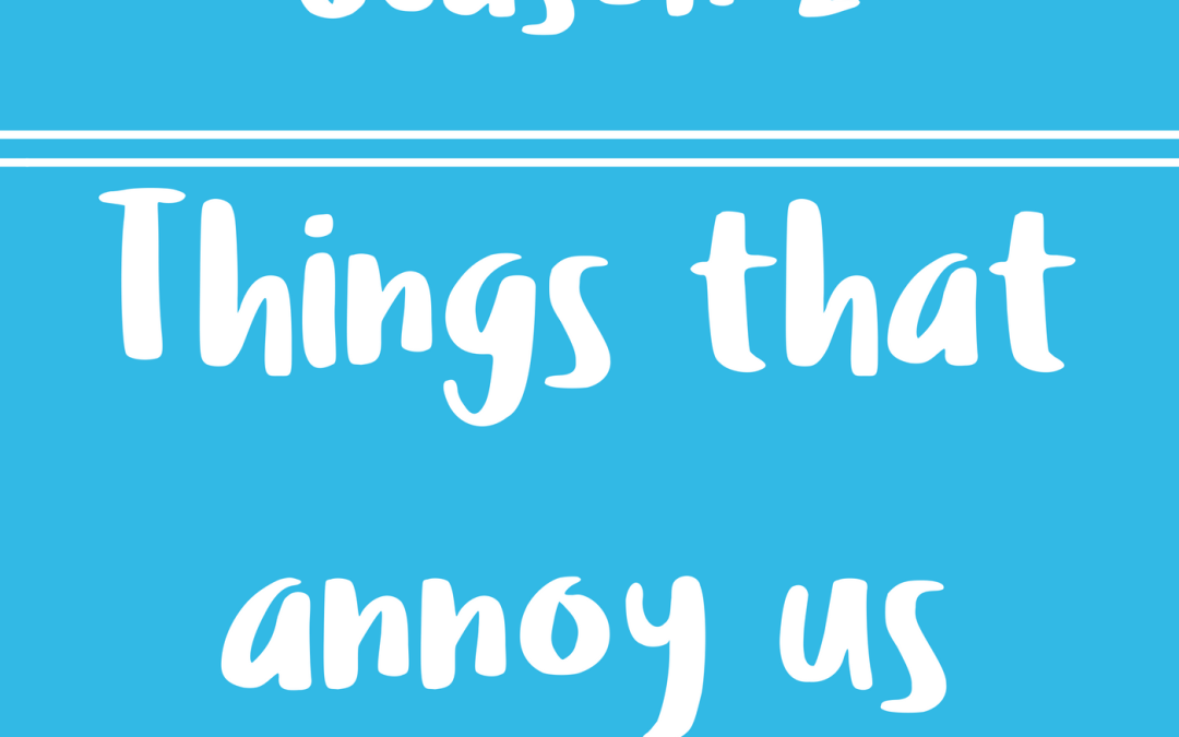36 – Annoying things – Diálogos en inglés