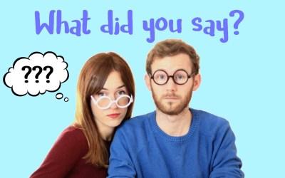 10 palabras difíciles de pronunciar en inglés