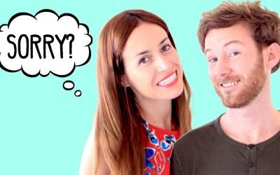 10 palabras que pronuncias mal en inglés