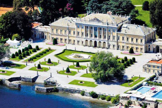Dolce e Gabbana sul Lago di Como