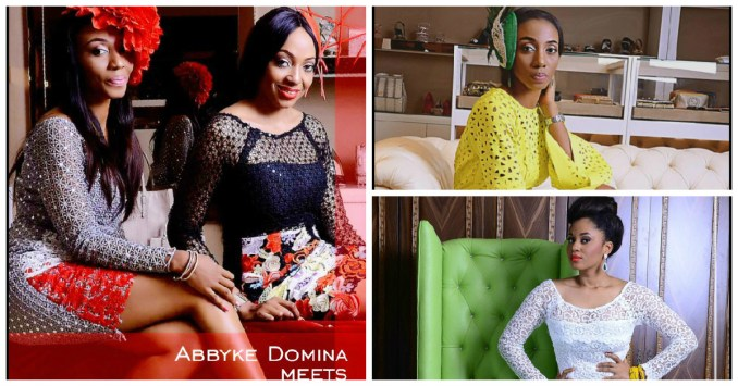 Abbyke Domina - The Celebrity Shoot -amillionstyles
