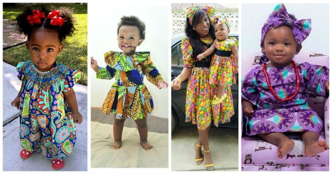 fashion for babies in ankara amillionstyles
