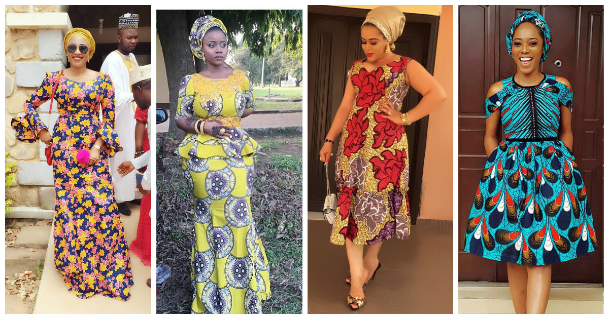 Now Here Is How To Slay In Latest Ankara Styles