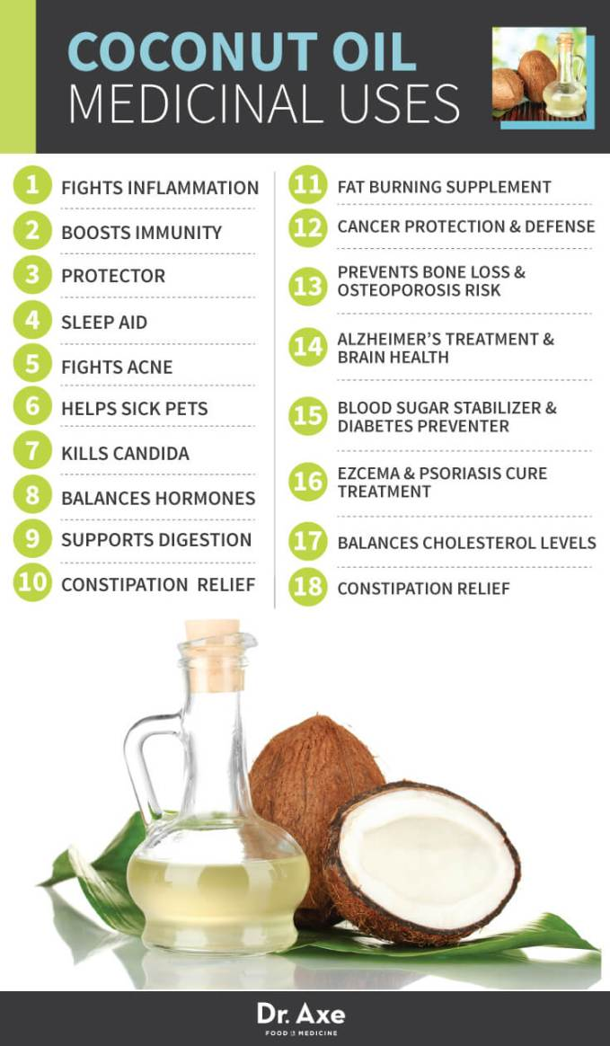 Coconut oil4