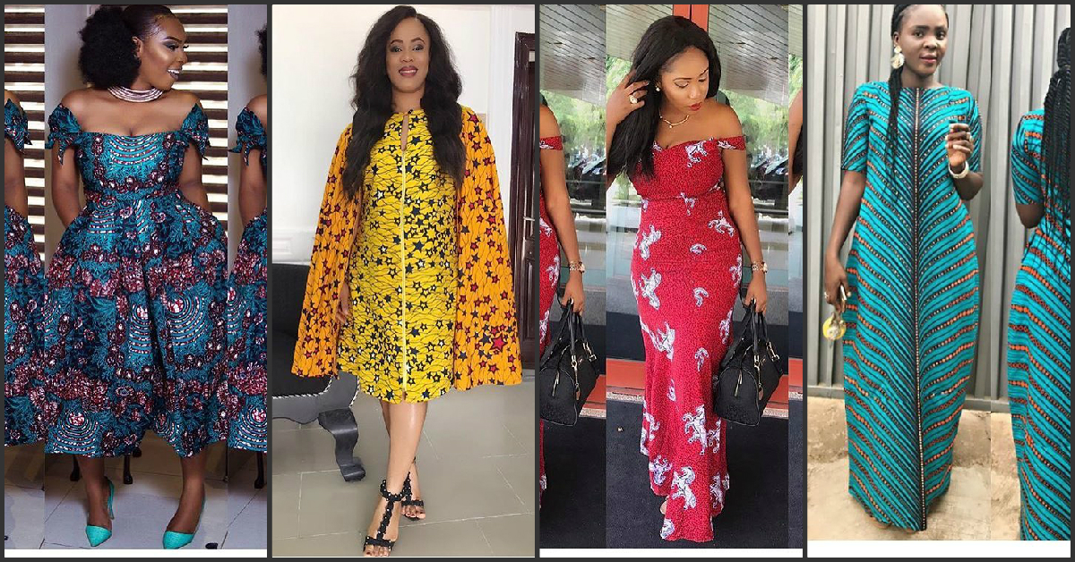 Your Ankara Style This Weekend Must Be Fabulously Sexy