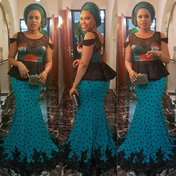 Fab Aso Ebi Styles Guaranteed To Get You Noticed At The Owambe Parties