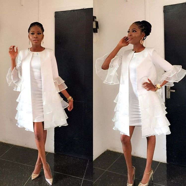 Stunning Style That Can Replace Your Aso ebi For An Owambe Party