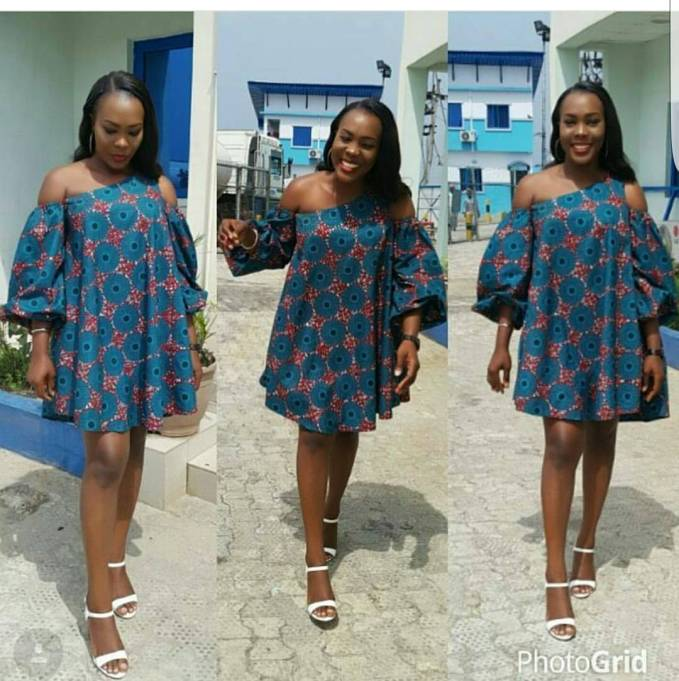 Chic Ankara Styles Perfect for Slaying To The Beach