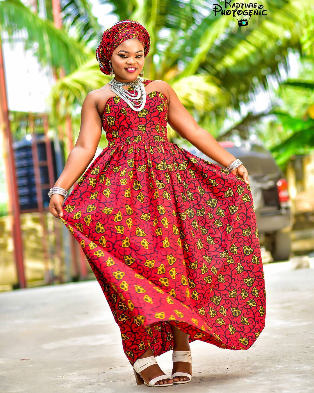 Fabulous Styles From The Weekend, Latest Ankara Styles.