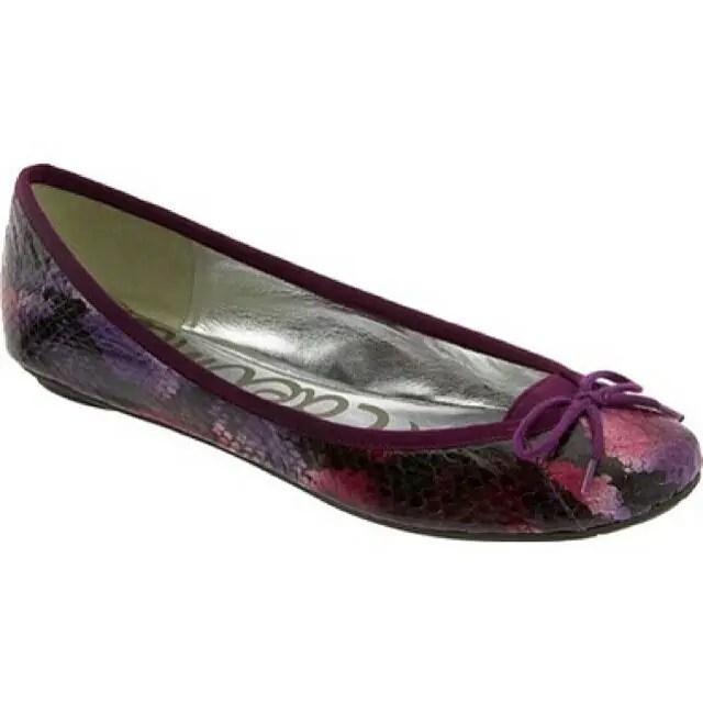 Shoegasm: Popping Ballet Flats