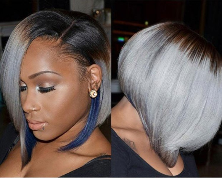 Dyed & Cut: Black Women With Colored Hair