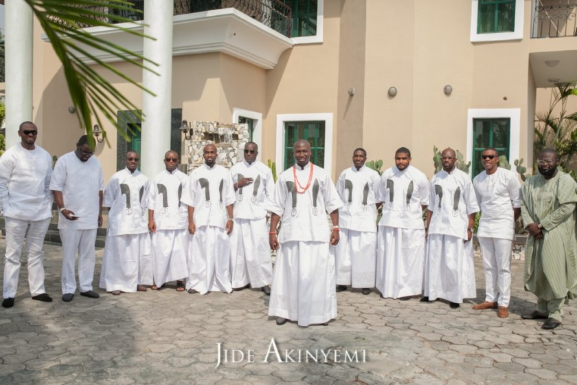 Groomsmen That Made Our Hearts Beat Faster