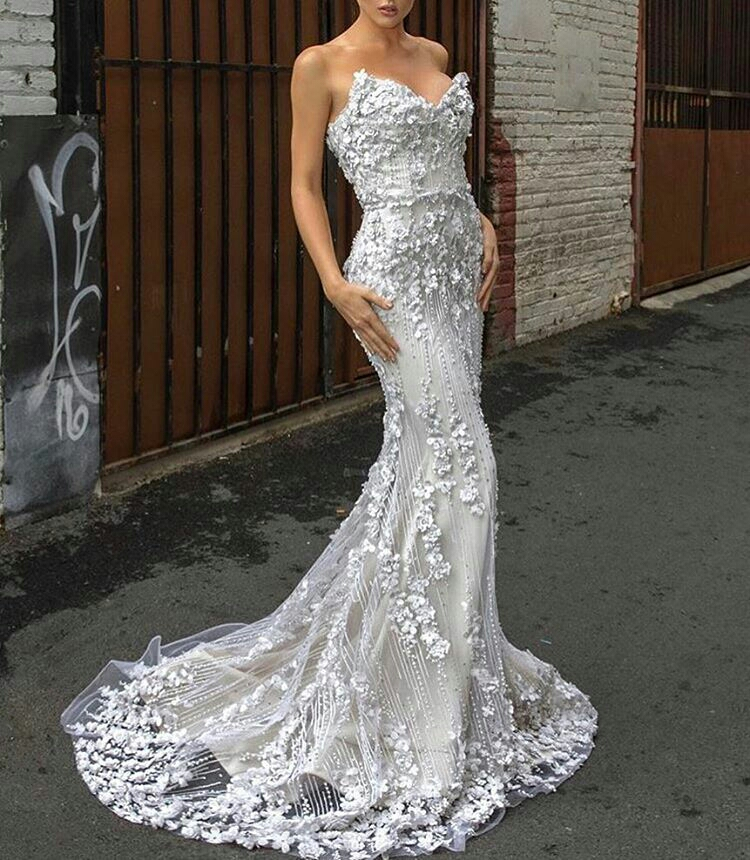 Reception Dresses Inspiration for the Latest Brides