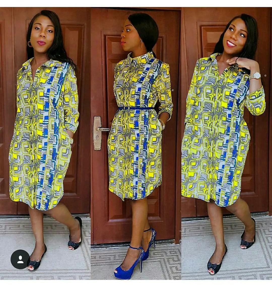 Tgif Ankara Outfits We Love A Million Styles Africa