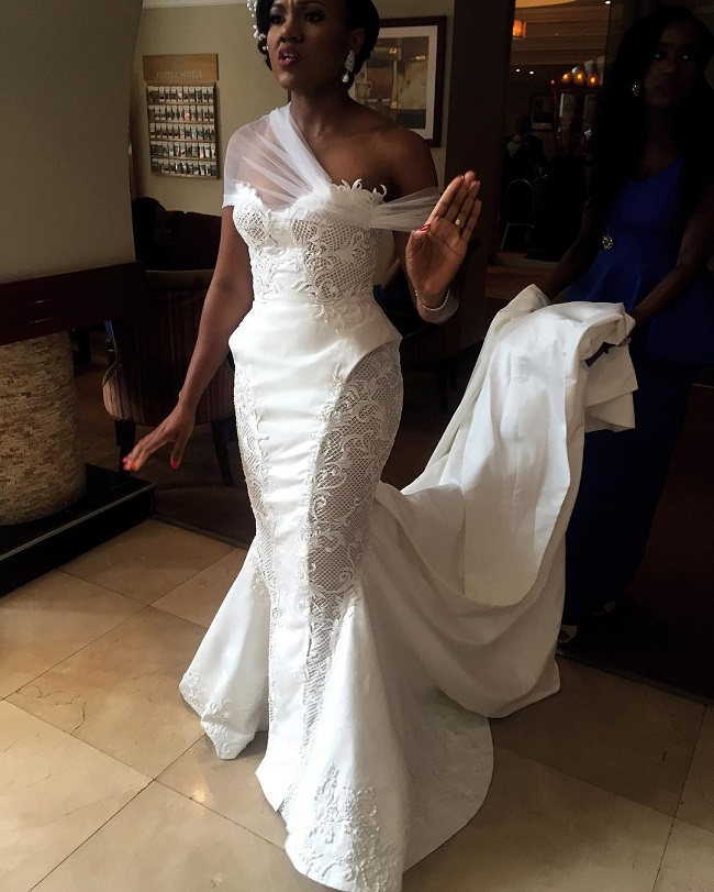 Latest Wedding Gowns In Nigeria: Wedding Dresses Made By Nigerian Designers