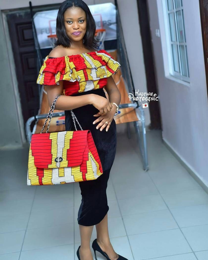 Stunning Ankara Styles Your Partner Will Drool Over