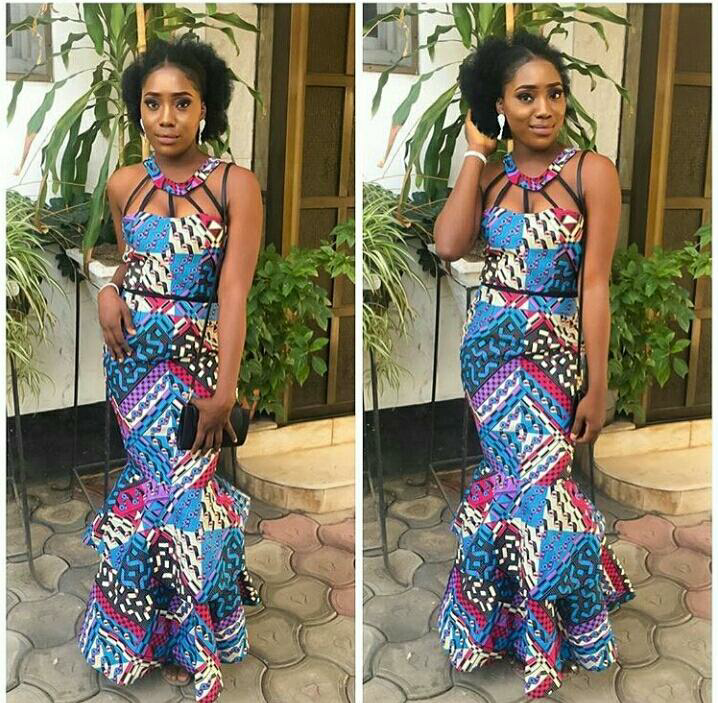 7 Sexy, Beautiful Ankara Print Wears