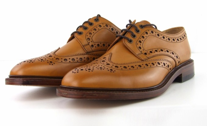 Brogues for the Classic Man