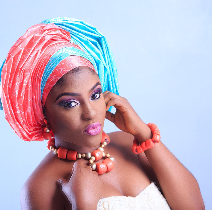 Tutorial: Getting a Hang of the Double Gele