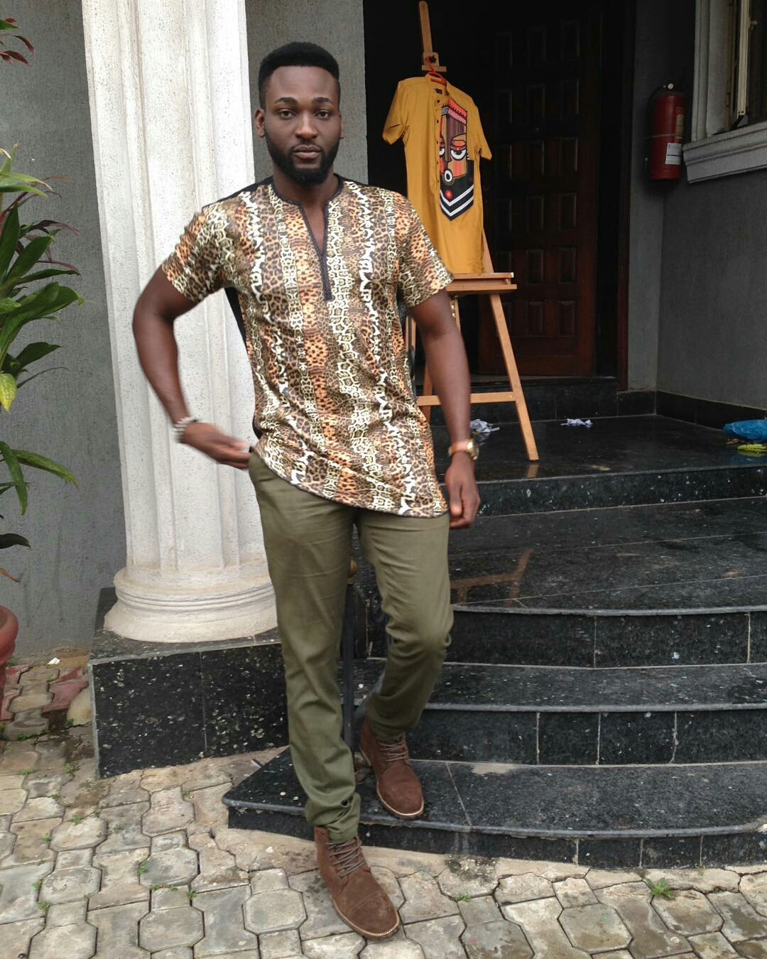 MCM: Meet the Dapper Mr. Gbenro Ajibade