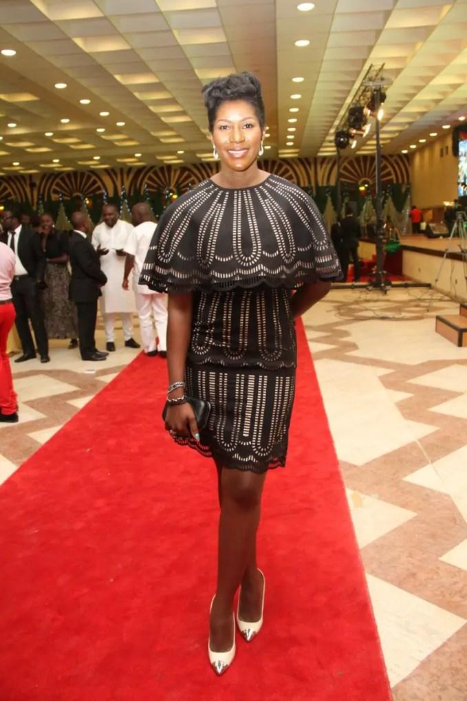 WCW: Black Beauty Stephanie Okereke-Linus