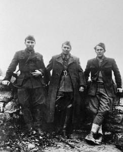 Ranković, Tito and Đilas