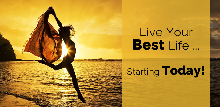 7 Ways I'm Choosing to Live My Best Life