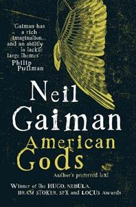February Bookshelf: American Gods by Neil Gaiman