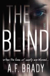 The Blind by A.F. Brady